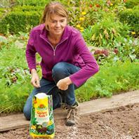 Anwendung Gartenkalk