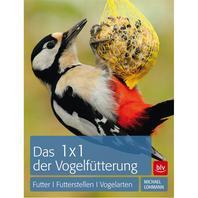 BLV Buch -  Das 1x1 der Vogelfütterung