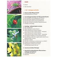 Handbuch Pflanzenschutz im Biogarten Inhaltsverzeichnis