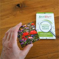 Naturkraft  FliegenLos Motivköder Wildblumenmotiv