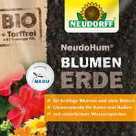Blumenerde Neudorff