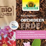 Orchideenerde Neudorff