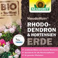 Hortensienerde Rhododendronerde Neudorff
