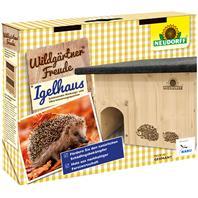 Wildgärtner Freude Igelhaus