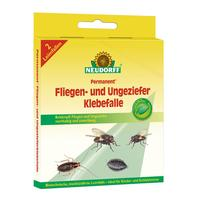 Neudorff Permanent Fliegen- und UngezieferKlebefalle