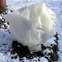 Schutzvlies gegen Spätfrost wasserdurchlässig