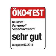 Neudorff Ferramol Schneckenkorn Ökotest