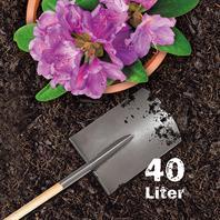 Bio-Erde für Rhododendron  Hortensien