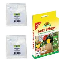 Sparset Neudorff SF-Nematoden + Neudorff Gelb-Sticker