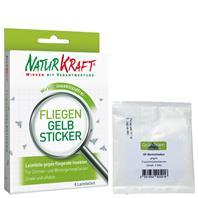 GrünTeam SF-Nematoden + Naturkraft Gelb-Sticker