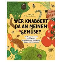 Buch - Wer knabbert da an meinem Gemüse?