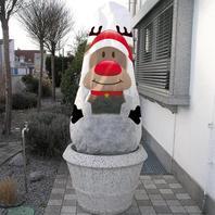 Winterschutz Vlieshaube Rudi