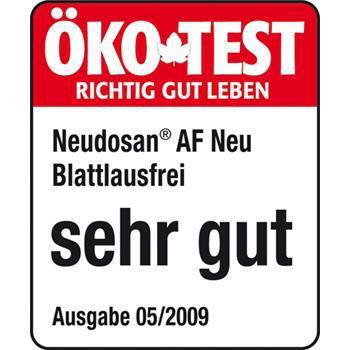 Logo OekoTest Neudosan AF Neu Blattlausfrei