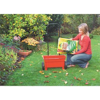 Anwendung Azet HerbstRasenDünger