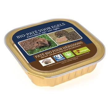 Bio-Pastete für Igel