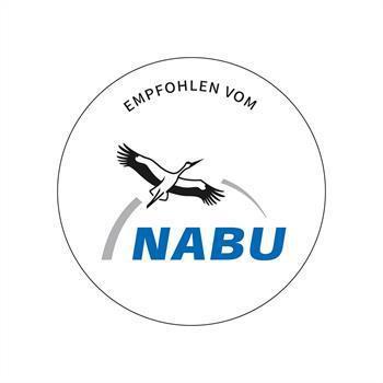 Empfohlen vom NABU