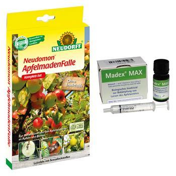 Neudorff Set Apfelmadenfalle + Madex Max