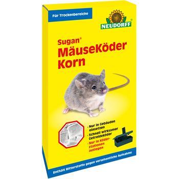 Neudorff Sugan Mäuseköder Korn