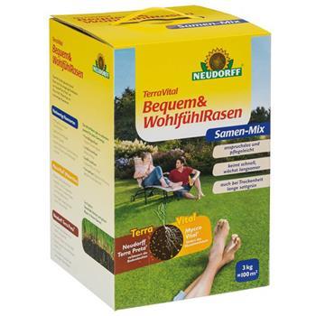 Neudorff TerraVital Bequem&WohlfühlRasen