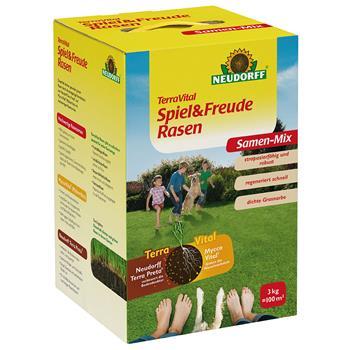 Neudorff TerraVital Spiel&FreudeRasen