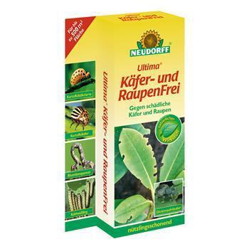Neudorff Ultima Käfer- und Raupenfrei 2ml