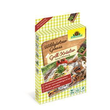 Neudorff WildgärtnerGenuss Grill-Kräuter