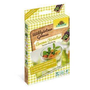 Neudorff WildgärtnerGenuss Aroma-Kräuter