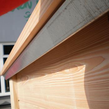 Schneckenkante für Holz-Hochbeet Woody von KGT