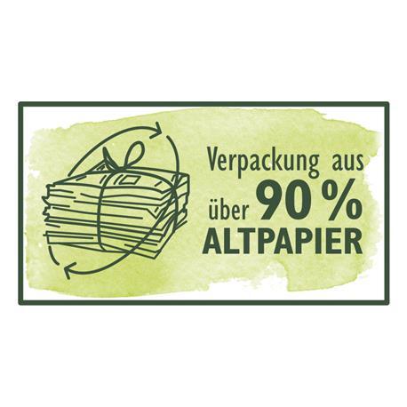 Logo Altpapier 90 %