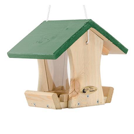 Futterhaus Reno aus Holz