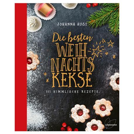 Buch Die besten Weihnachtskekse Löwenzahn Verlag