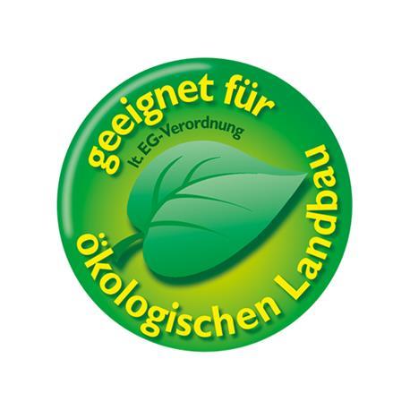 Öko-Landbau geeignet