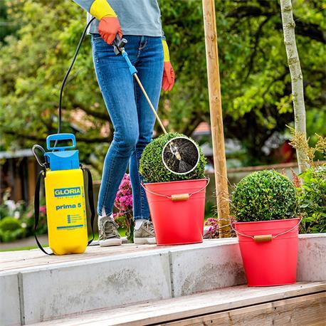 Gloria Pflanzenschutz Set Anwendung