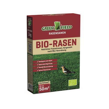 Greenfield Bio-Rasen 1,0kg