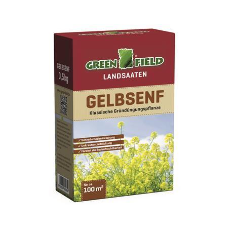Greenfield Gelbsenf 0,5kg