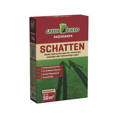 Greenfield Rasensamen Schatten 1kg