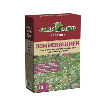 Greenfield Sommerblumen Blumenwiese