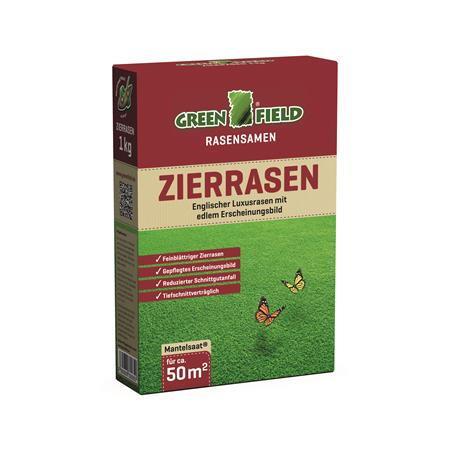 Greenfield Zierrasen 1kg
