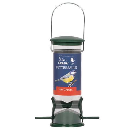 LBV Futtersäule aus Kunststoff mit 2 Sitzringen