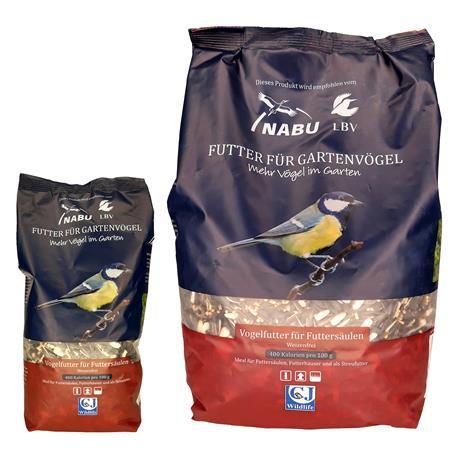 Vogelfutter Samenmischung für Vogelhäuser und Futterhäuser