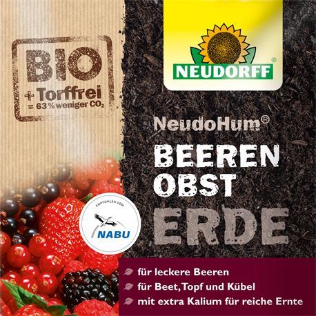 Beerenobsterde Neudorff