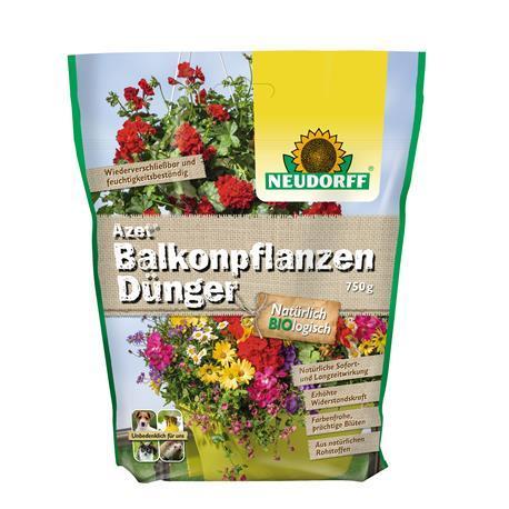Azet BalkonpflanzenDünger 750g