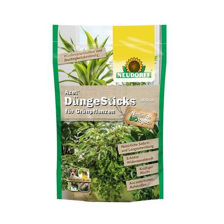 Neudorff Azet DüngeSticks für Grünpflanzen