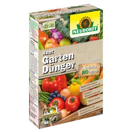 Azet GartenDünger 2,5kg