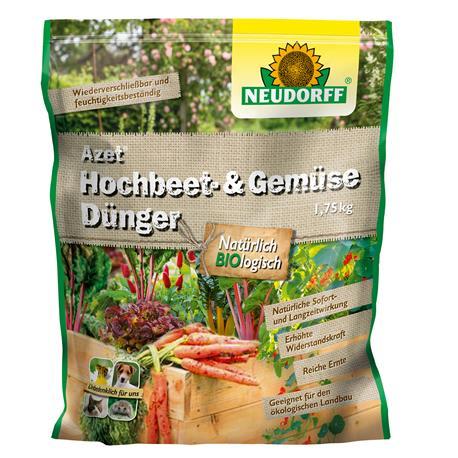 Neudorff Azet Hochbeet- & GemüseDünger