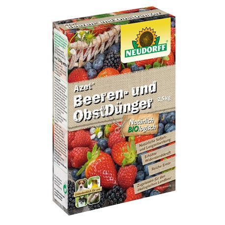 Azet Obst- und BeerenDünger 2,5kg