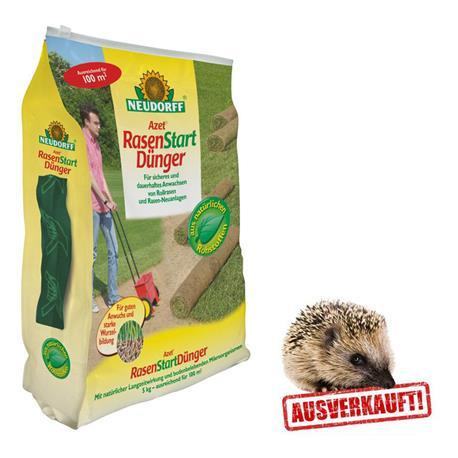Neudorff Azet RasenStartDünger 5kg alt