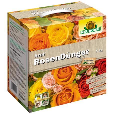 Neudorff Azet RosenDünger 5kg