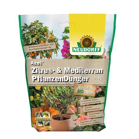 Azet Zitrus- & MediterranpflanzenDünger