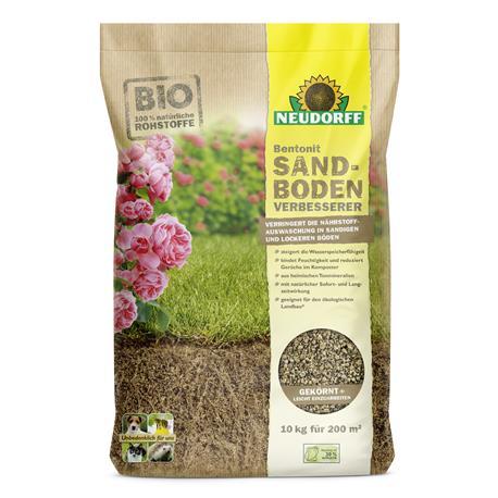 Neudorff Bentonit Sandbodenverbesserer 10kg